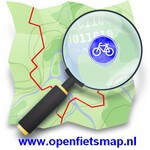 Logo OpenFietMap