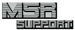 MSR-SUPPORT