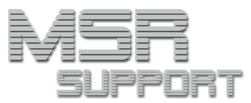 Logo MSR-SUPPORT