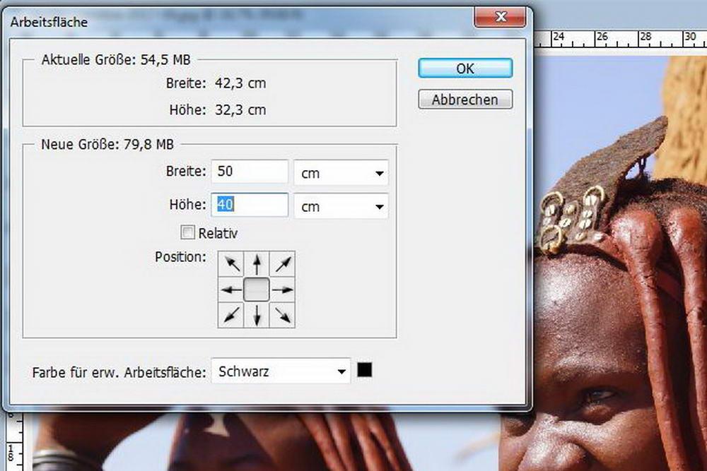 Berühmt Wie Man Einen Rahmen In Photoshop Machen Bilder ...
