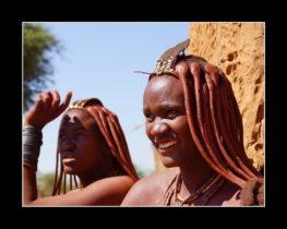 Besuch eines Himba Dorfes