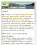 Responsive Webdesign auf MSR-Support realisiert