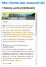 Webdesign -Anpassung an Smart Phone