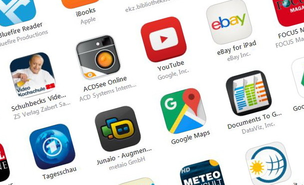 Website-Icon als App-Icon